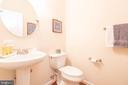 1st Floor Powder Room - 21893 HAWKSBURY TER, BROADLANDS