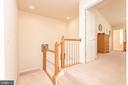 Stairway to Private Master Suite - 21893 HAWKSBURY TER, BROADLANDS