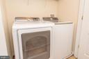 Laundry on Upper Level - 21893 HAWKSBURY TER, BROADLANDS