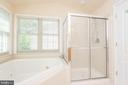 Separate Shower - 21893 HAWKSBURY TER, BROADLANDS