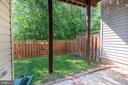 Fenced Yard - 21893 HAWKSBURY TER, BROADLANDS