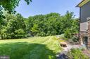 Lower Level Patio and Lush Lawn - 1049 BROOK VALLEY LN, MCLEAN