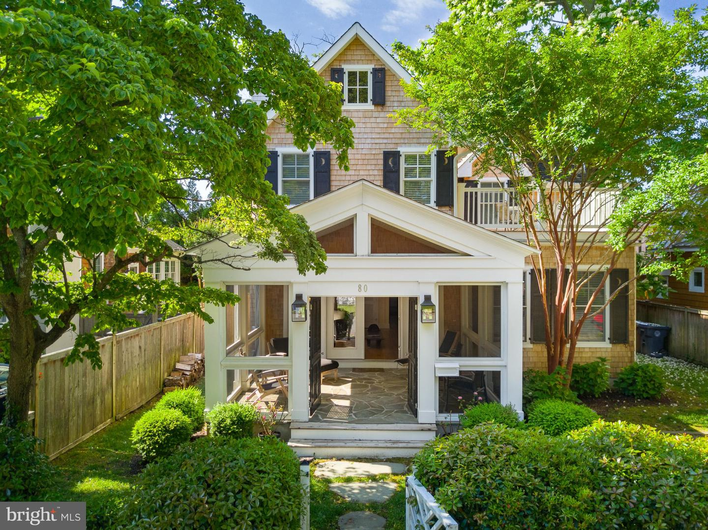Single Family for Sale at 80 Sussex St Rehoboth Beach, Delaware 19971 United States