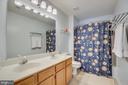 Full Bath - 17 MORRISSEY STONE CT, STAFFORD