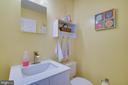 Half Bath - 17 MORRISSEY STONE CT, STAFFORD