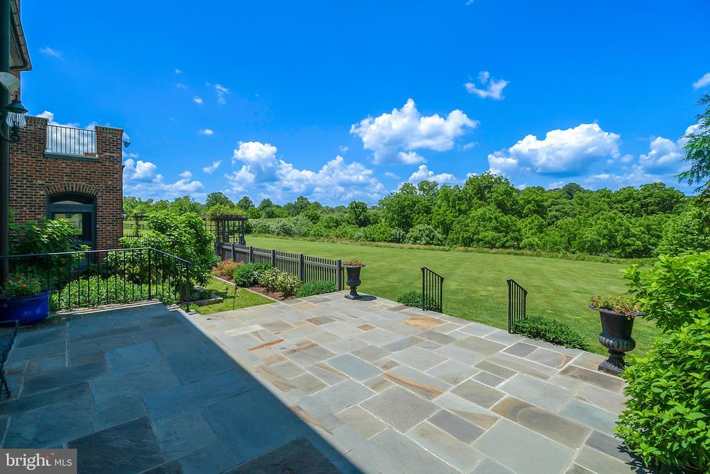 Terrace off the Living Room - 21051 ST LOUIS RD, MIDDLEBURG