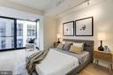 Spacious Master Suite - 925 H ST NW #713, WASHINGTON