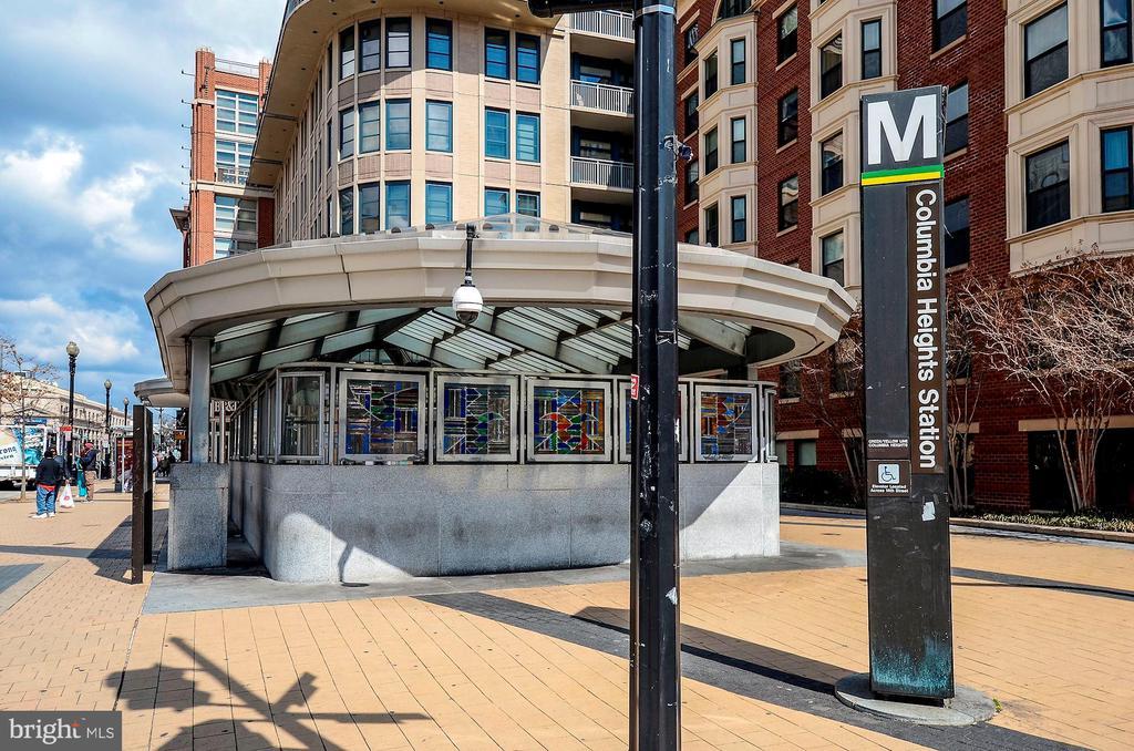 Metro Accessible - 4310 18TH ST NW, WASHINGTON