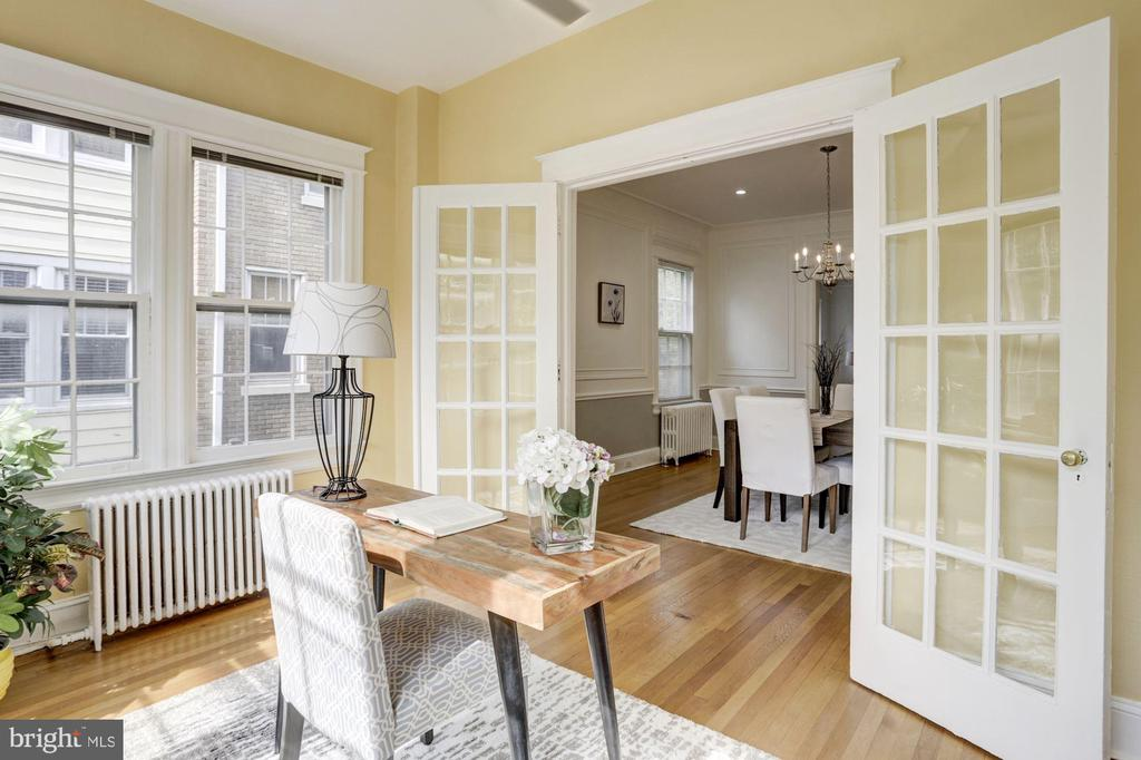Great For Office or Play Space - 4310 18TH ST NW, WASHINGTON