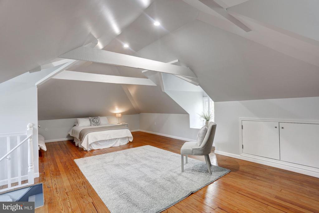 700 SqFt 5th Bedroom - 4310 18TH ST NW, WASHINGTON