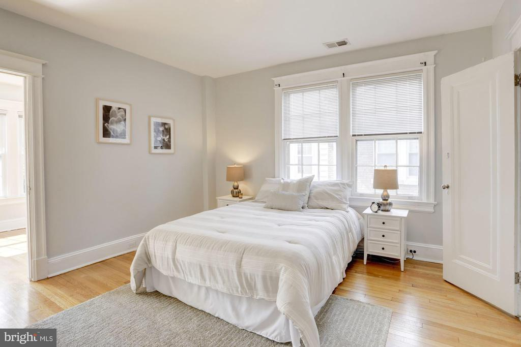 Master Bedroom - 4310 18TH ST NW, WASHINGTON