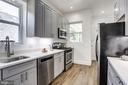 Newly Remodeled Kitchen - 4310 18TH ST NW, WASHINGTON