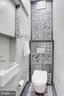 Updated Main Level Powder Room - 4310 18TH ST NW, WASHINGTON