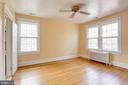 Bedroom 2 - 4310 18TH ST NW, WASHINGTON