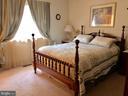 Master bedroom - 15020 ROLLING RIDGE RD, HAYMARKET