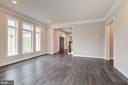 Living Room - 10710 HARLEY RD, LORTON