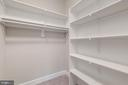 Walk-In Closet #4 - 10710 HARLEY RD, LORTON