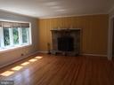 LIVING ROOM - 23363 WATSON RD, LEESBURG