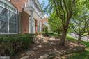 New portico - 13890 LEWIS MILL WAY, CHANTILLY