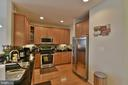 Maple Cabinets and Stainless Steel Appliances - 20932 HOUSEMAN TER, ASHBURN