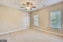 Bedroom #2 with new carpet and en suite to Bath #2 - 206 ROSE PETAL WAY, ROCKVILLE