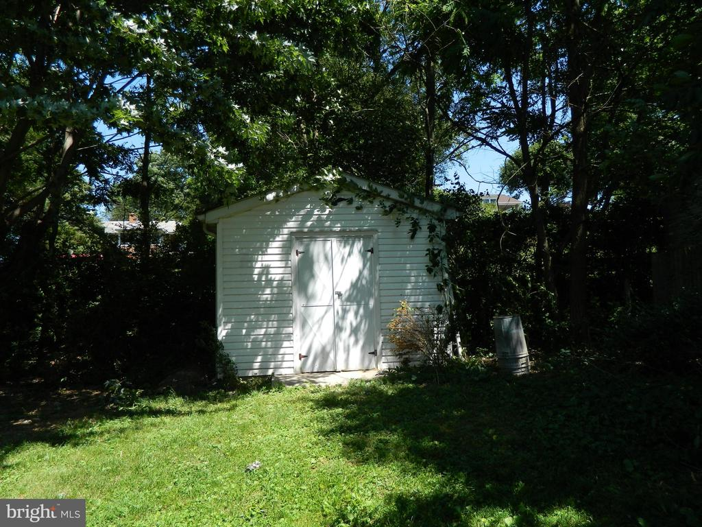 Shed - 117 POLK AVE, FRONT ROYAL