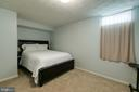 5th bedroom in basement - 9 SARRINGTON CT, STAFFORD