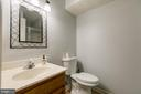 Full bath in basement - 9 SARRINGTON CT, STAFFORD