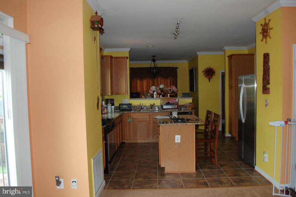 Kitchen - 17608 OVERLOOK RD, DUMFRIES