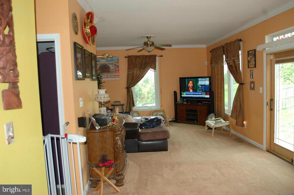 Family Room - 17608 OVERLOOK RD, DUMFRIES