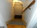 Steps to Basement - 117 POLK AVE, FRONT ROYAL