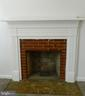 Fireplace - 117 POLK AVE, FRONT ROYAL