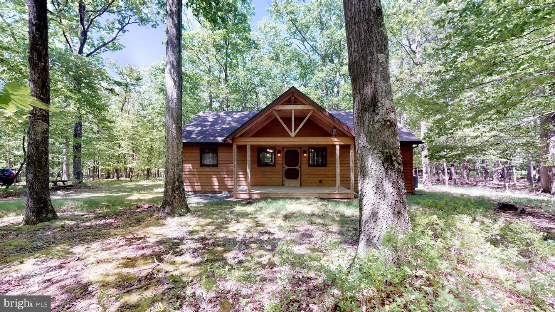 Single Family Homes 용 매매 에 Maysville, 웨스트버지니아 26833 미국
