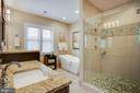 Master Bath w/ Large Standing Shower - 2020 S KENT ST, ARLINGTON