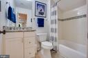 Upper Level 2 Full Bath - 2020 S KENT ST, ARLINGTON