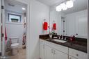 Basement Full Bath - 2020 S KENT ST, ARLINGTON