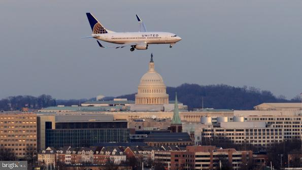 7 Min Uber Ride to DCA Reagan National Airport - 2020 S KENT ST, ARLINGTON