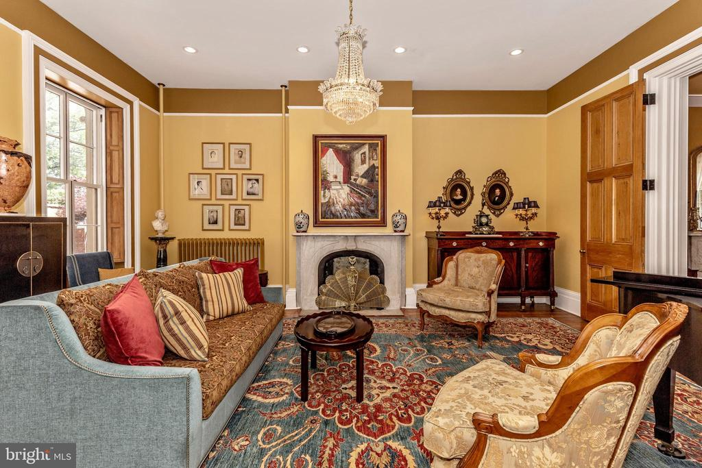 Front Parlor - 118 E CHURCH ST, FREDERICK