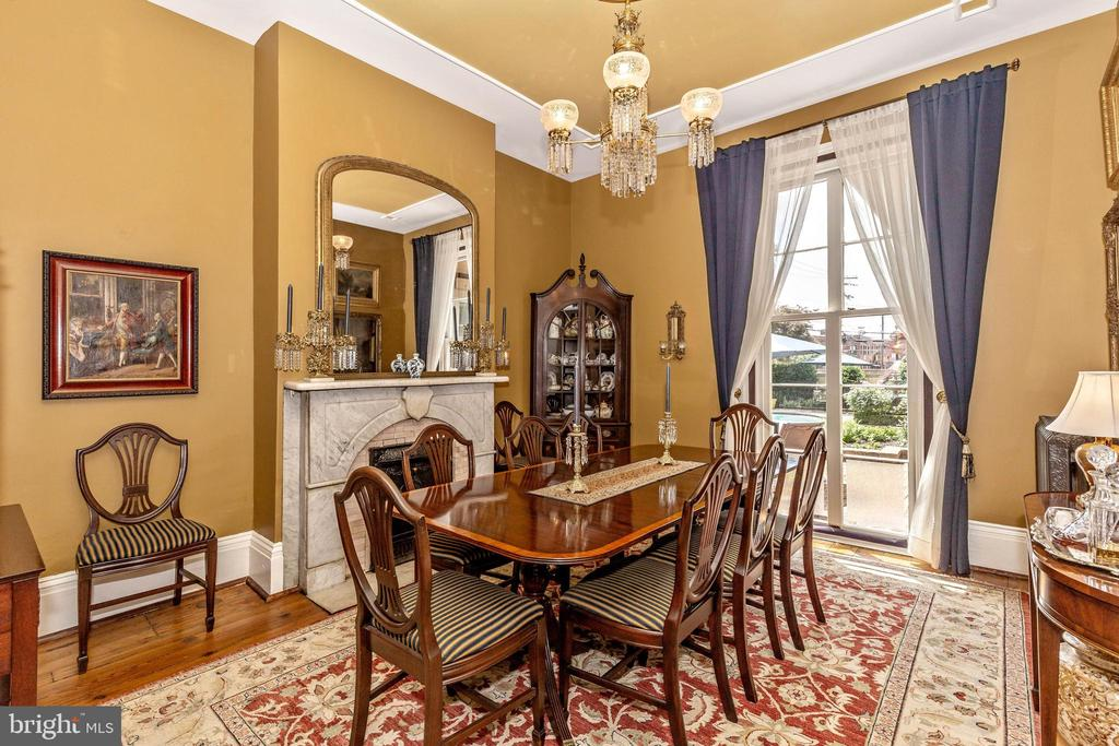 Formal Dining Room - 118 E CHURCH ST, FREDERICK