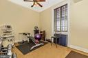 Bedroom (used as gym) - 118 E CHURCH ST, FREDERICK