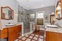 Luxury, master bath - 118 E CHURCH ST, FREDERICK