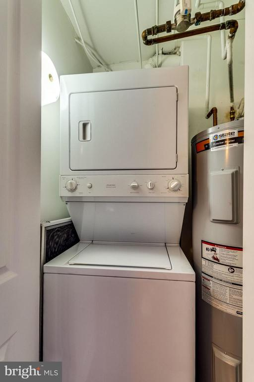 Washer and Dryer - 880 N POLLARD ST #602, ARLINGTON