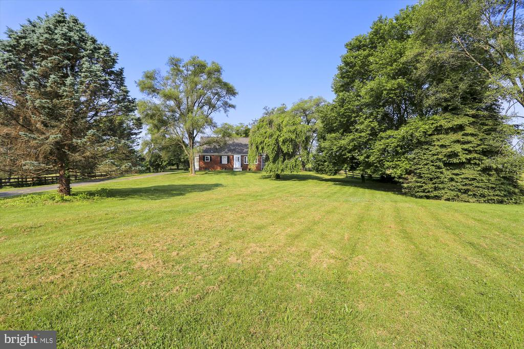One Acre of Level Ground - 39085 IRISH CORNER RD, LOVETTSVILLE