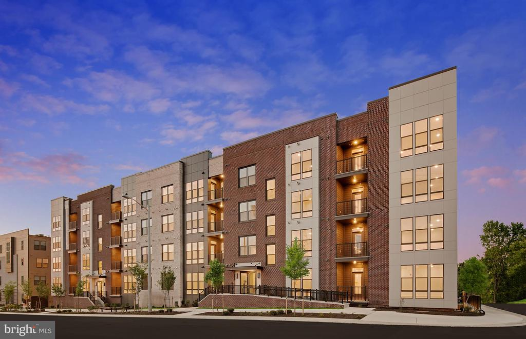 Exterior - Photo is for illustrative purposes only - 11200 RESTON STATION BLVD #20501, RESTON