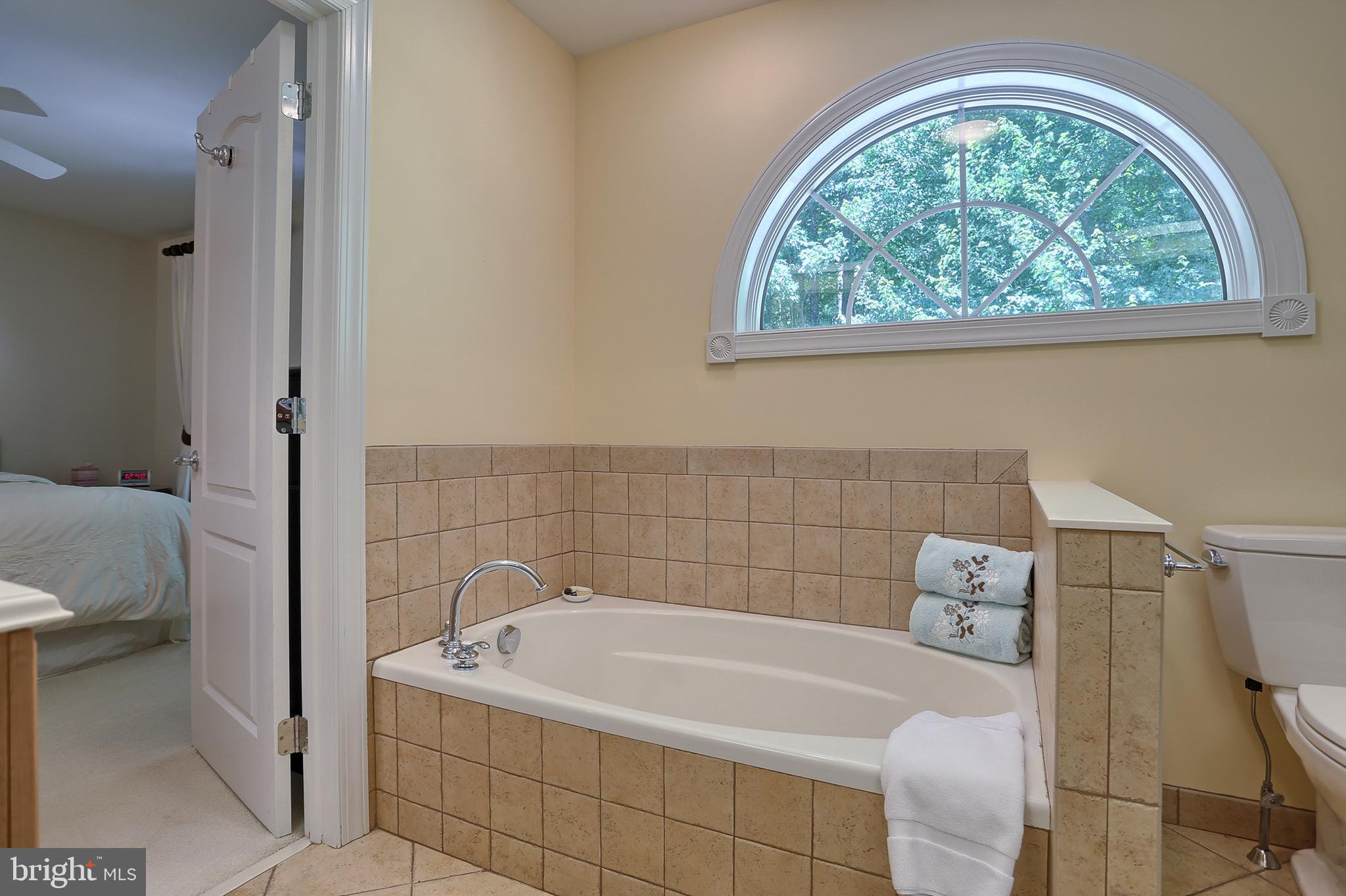 Another view of Jack & Jill Bath