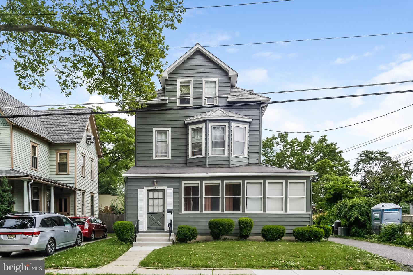 Triplex for Sale at Collingswood, New Jersey 08108 United States