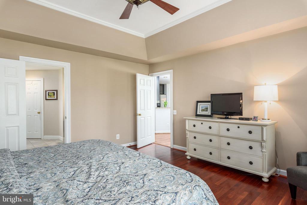 Master Bedroom - 43365 WAYSIDE CIR, ASHBURN