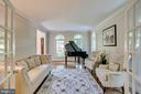 Floor-to-ceiling NEW palladian windows - 1298 STAMFORD WAY, RESTON