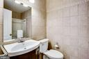 En-suite bath for bedroom 4 - 1298 STAMFORD WAY, RESTON
