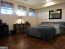 Lower level bedroom - 21106 JOSEPH TER, STERLING